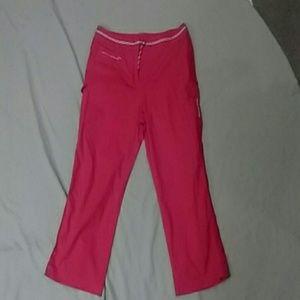 Capri's pants